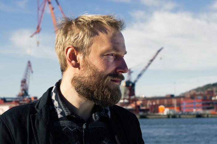 Martin Modhig Karlsson porträtt