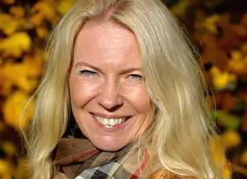 Agneta Jacobson porträtt
